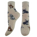 Женские носки BULLDOG
